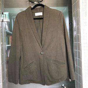 Caslon knit blazer